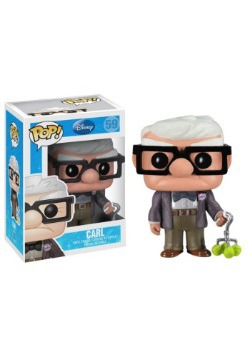 POP Disney Carl Vinyl Figure