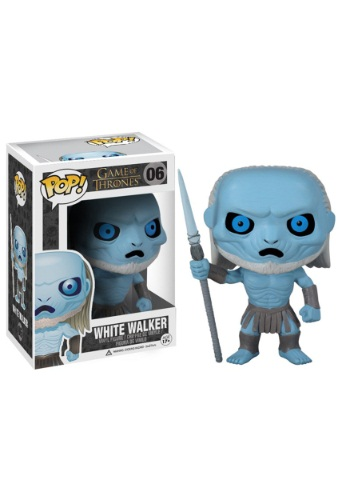 POP Game of Thrones White Walker Vinyl Figure