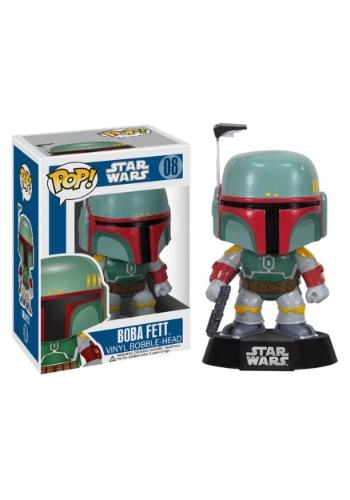 POP Star Wars - Boba Fett Bobble Head