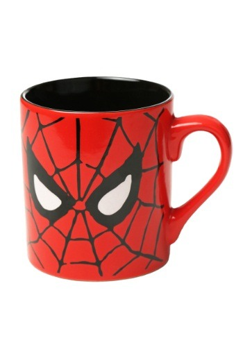 Spider-Man Eyes Ceramic Mug
