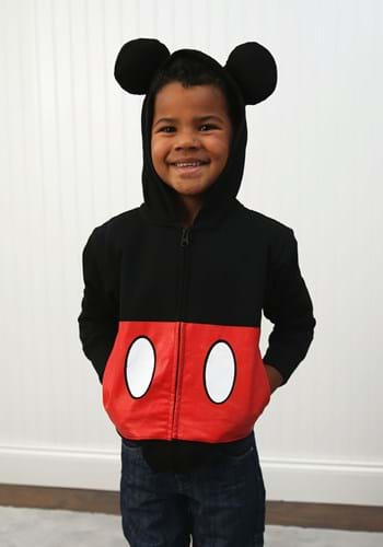 Toddler Mickey Mouse Hoodie