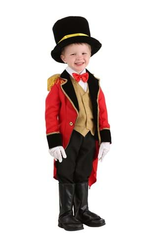 Toddler Ringmaster Costume