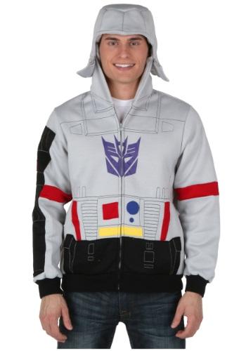 Megatron Transformers Hoodie Mens