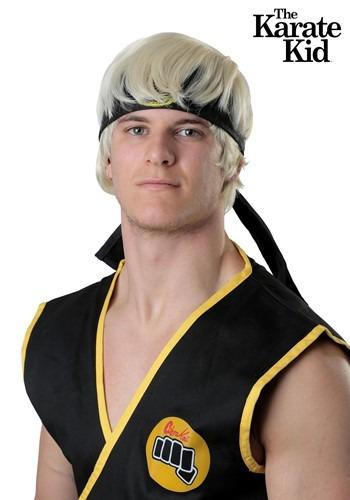 Karate Kid Johnny Men's Wig