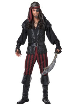 Ruthless Rogue Pirate Mens Costume