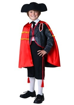 Kid's Matador Costume