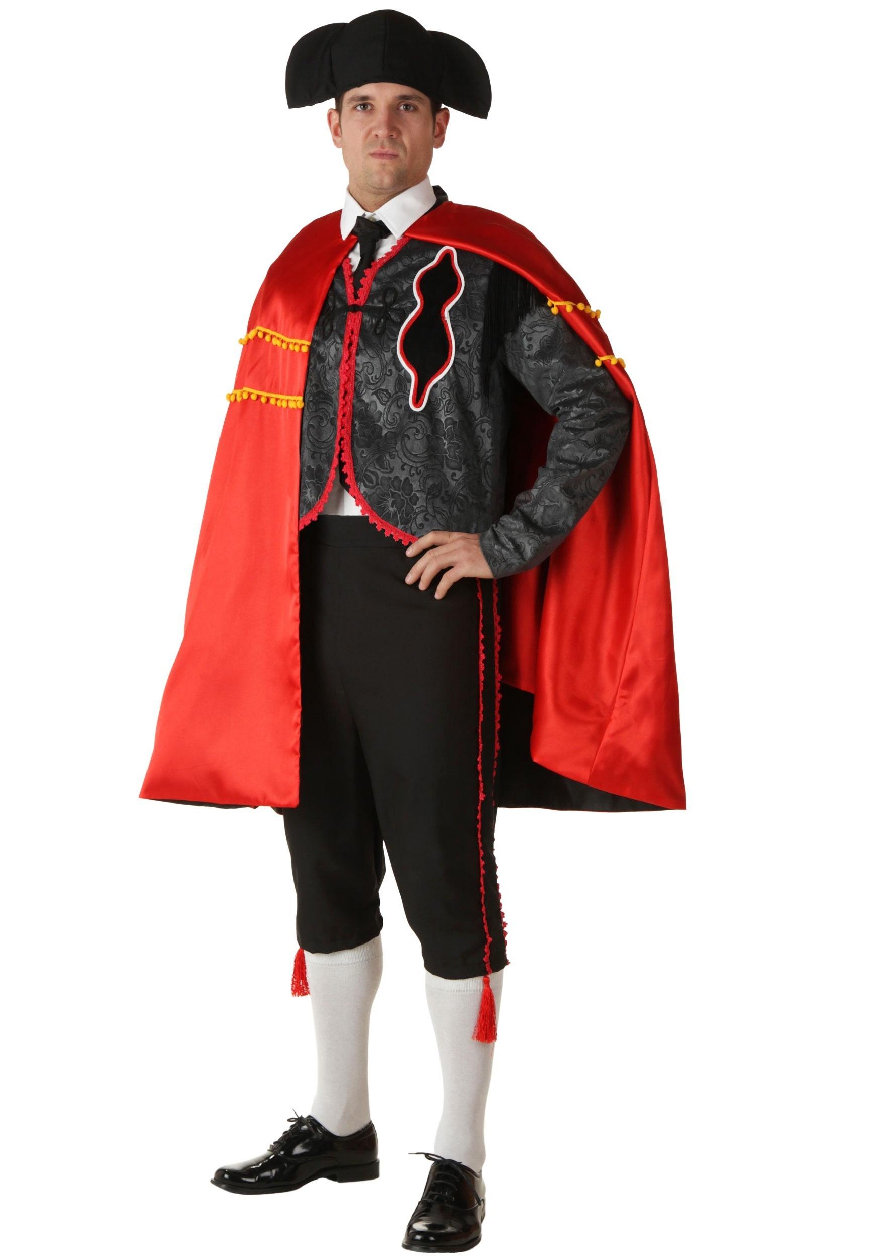 e41fe611d53 Adult Matador Costume