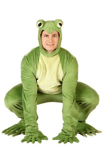 Deluxe Frog Adult Costume