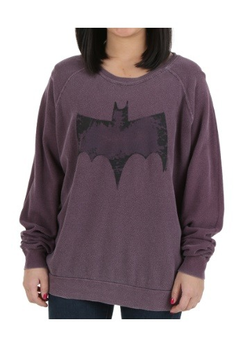 Womens Batman Sweatshirt