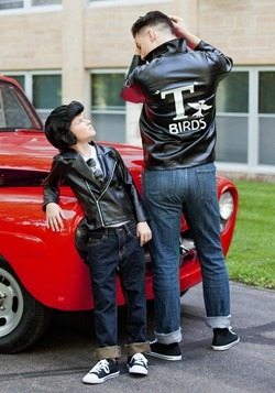 CHILD T-BIRDS JACKET Alt 2