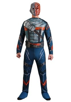 Arkham Origins Adult Deluxe Deathstroke Costume update