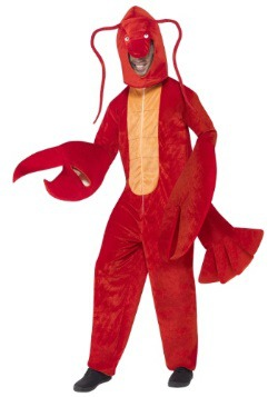 Red Lobster Costume For Adults
