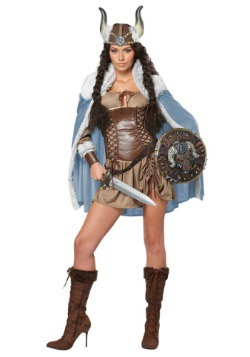 Women's Viking Vixen Costume