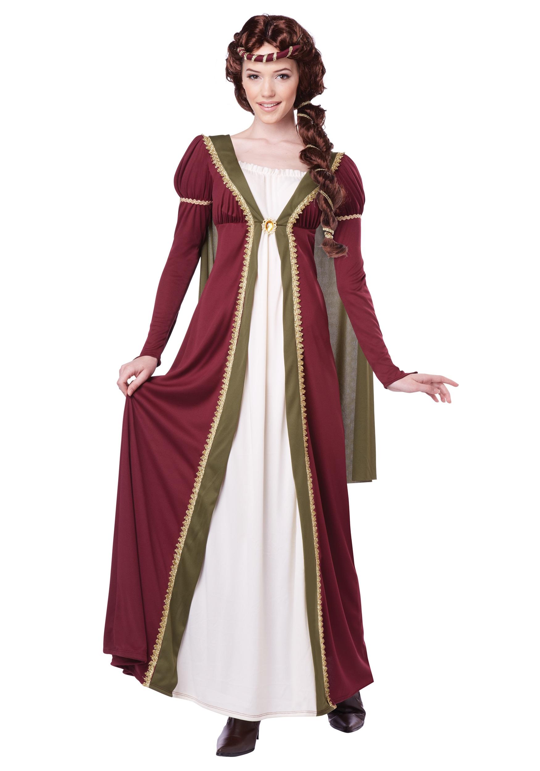 Female Medieval Dresses