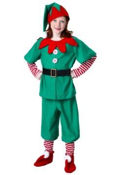 Child Elf Costume 2