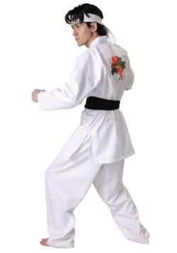 Karate Kid San Daniel Authentic Adult Costume alt 3
