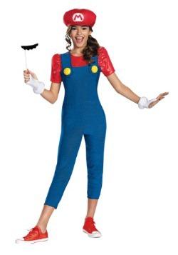 Mario Tween Girls Costume