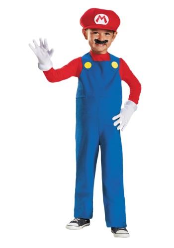 Mario Toddler Costume