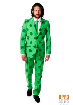 Mens OppoSuits Green St Patricks Day Suit