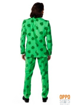 Mens OppoSuits Green St Patricks Day Suit 1