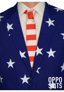 Men's OppoSuits Stars and Stripes Suit3