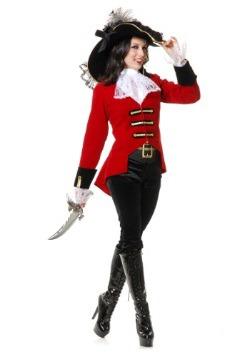 Regal Pirate Lady Costume