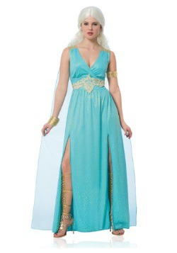 Women's Dragon Queen Costume