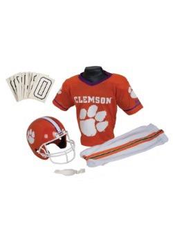 Clemson Tigers Child Football Uniform