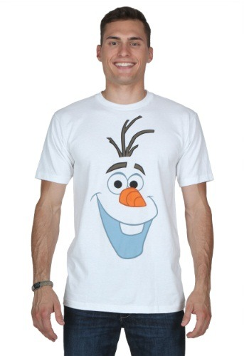 Frozen Olaf Face T-Shirt