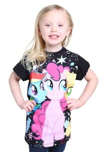 My Little Pony Bursting Cuties Girls T-Shirt