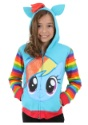 Child Rainbow Dash Hoodie