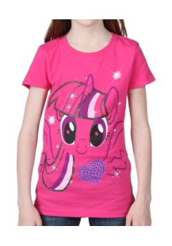 Girls Pink My Little Pony T-Shirt