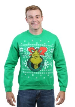 Grinch Sweatshirt