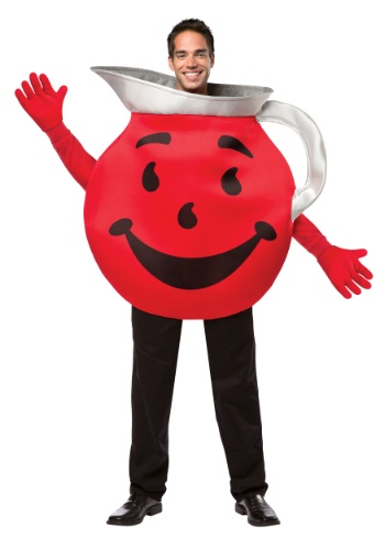 Adult Kool-Aid Costume