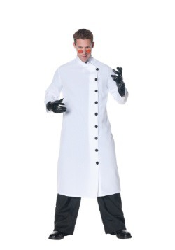 Men's Mad Scientist Costume
