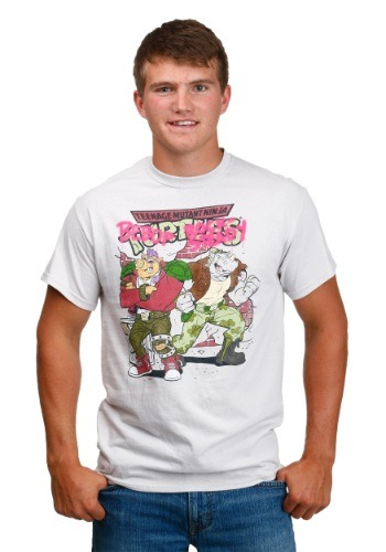 TMNT Bebop & Rocksteady T-Shirt