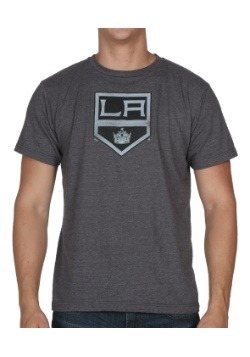 NHL Big Time Play Heathered Los Angeles Kings Mens Shirt
