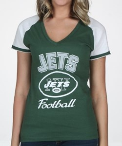 NFL Go For Two IV New York Jets Women's Shirt