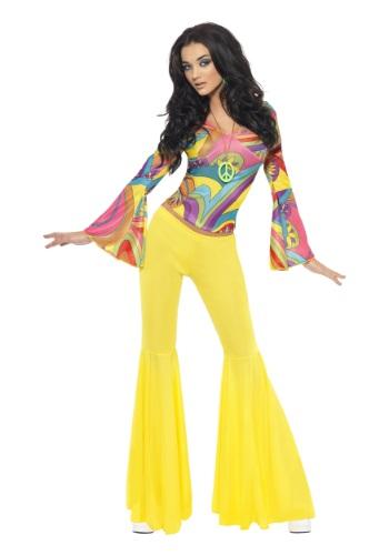 Women's Groovy Gal Costume