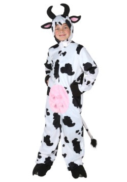 Child Cow Costume