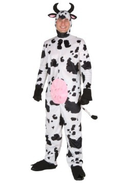 Adult Plus Size Happy Cow Costume