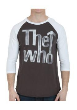 The Who Raglan Shirt
