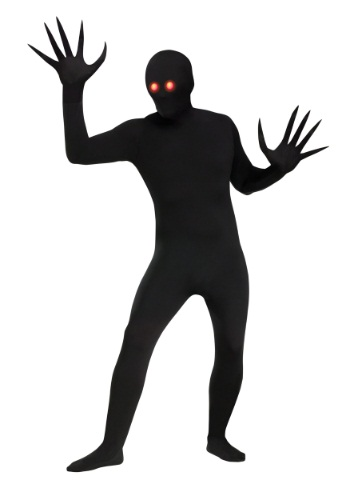 Fade Eye Shadow Demon  Costume For Adults