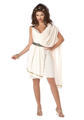 Women's Deluxe Classic Toga Costume