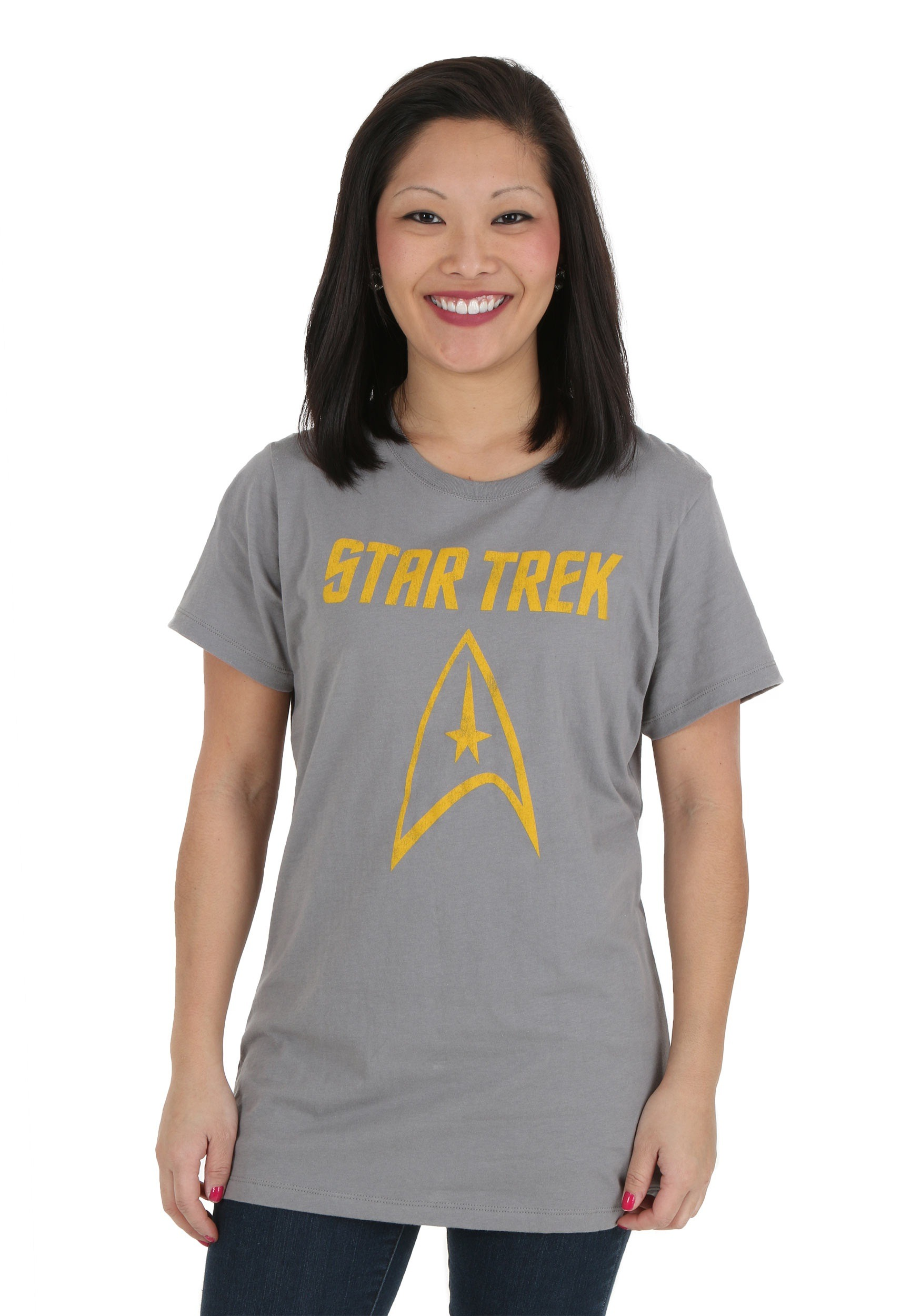 eaf19cf754 Star Trek VTC Logo Juniors T-Shirt