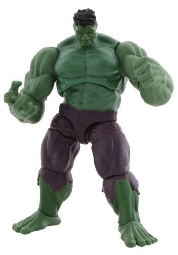 Avengers Assemble Gamma Fist Hulk Action Figure