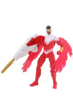 Avengers Assemble Sky Attack Falcon Action Figure