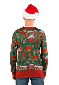 Men's Ugly Christmas Cardigan Alt 1