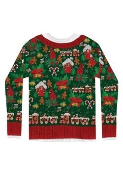 Men's Ugly Christmas Cardigan Alt 3