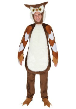 Owl Costume For Adult
